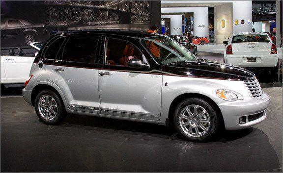 2010 Chrysler PT Cruiser Couture Edition. View 53 Photos