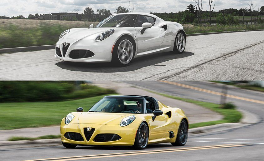 Advocacy For The Alfa Romeo 4c From Man Behind Kazoo Craze Column Car And Driver