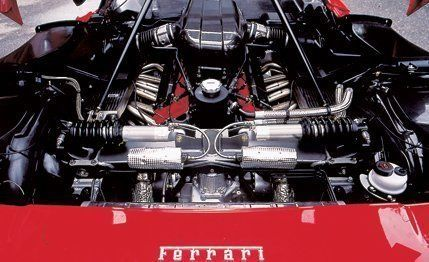 Ferrari enzo engine
