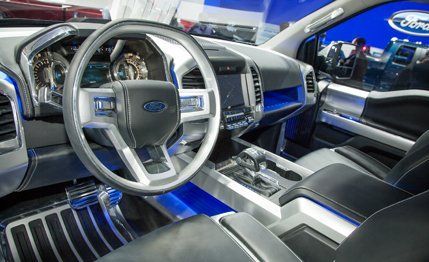 Ford Atlas Concept Photos and Info  News  Car and Driver