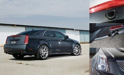 Hennessey Cadillac CTS-V V700 | Review | Car and Driver