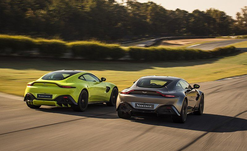 2019 Aston Martin Vantage Unveiled It S Stunning News Car And