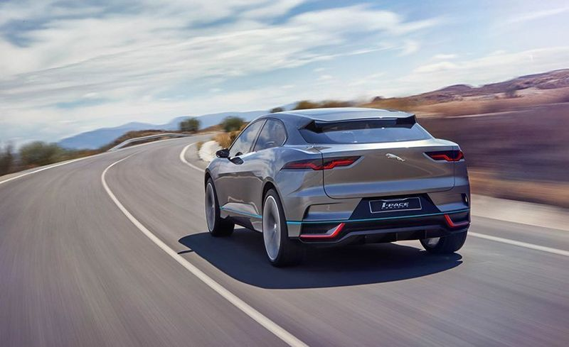 The Jaguar I Pace Ev Is A Car Worth Waiting For Feature