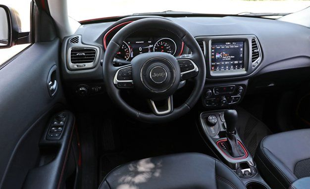 2017 Jeep Compass| Interior Review | Car and Driver