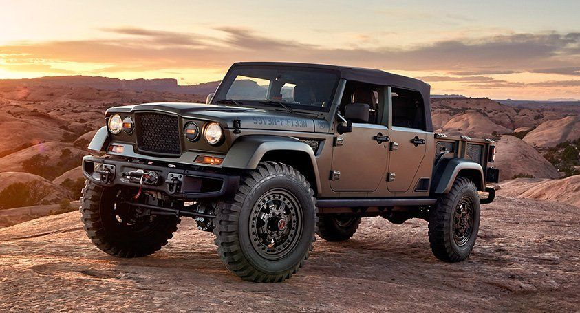 Jeep Crew Chief 715 Concept Dissected – Feature Car And Driver