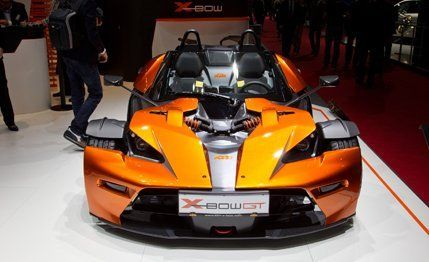 KTM X-Bow GT Photos and Info | News | Car and Driver