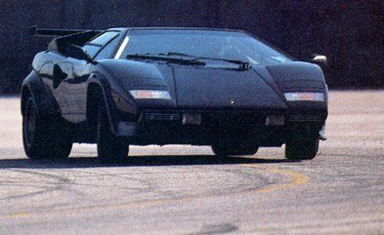1983 lamborghini countach 5000s road test – review – car and driver