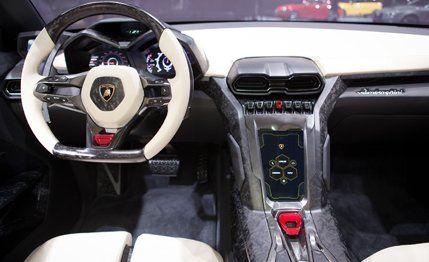 Lamborghini Urus Concept 8211 Auto Shows 8211 Car And Driver