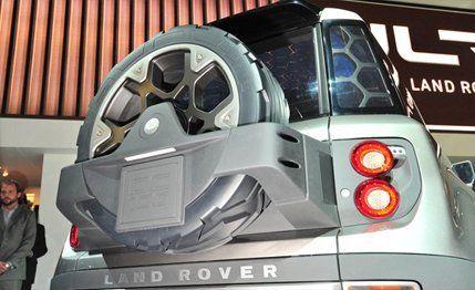 Land Rover DC100 Concept Official Photos  News  Car and Driver