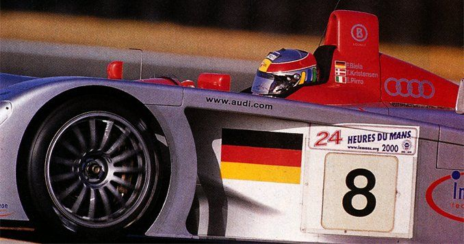 At Le Mans Money Talks Feature Car And Driver