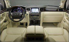 2008 lexus lx 570 review