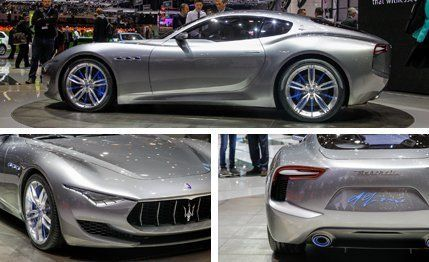 Maserati Alfieri Concept Is Absolutely Stunning | News | Car and Driver