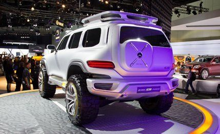 mercedes-benz ener-g-force concept photos and info – news – car