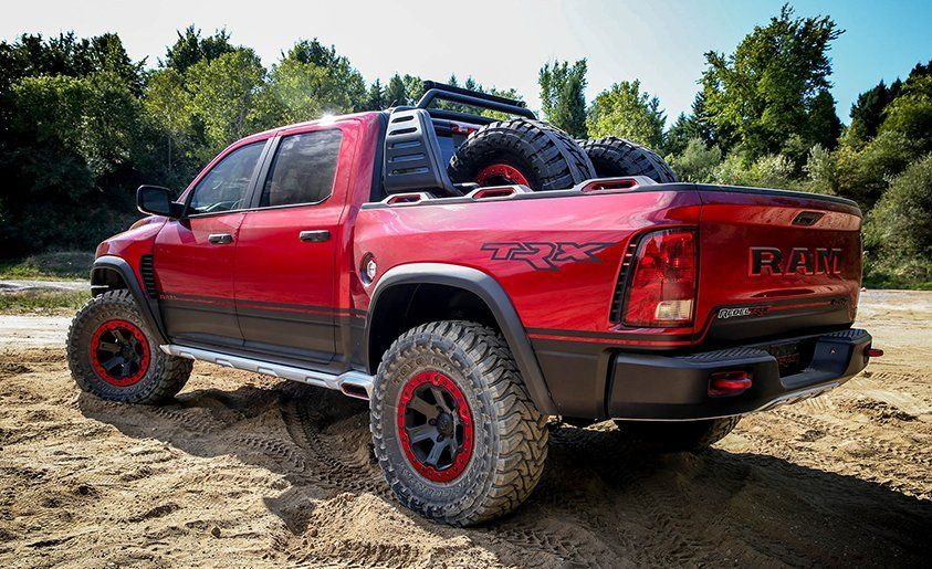 Dodge Ram Rebel Trx Prices