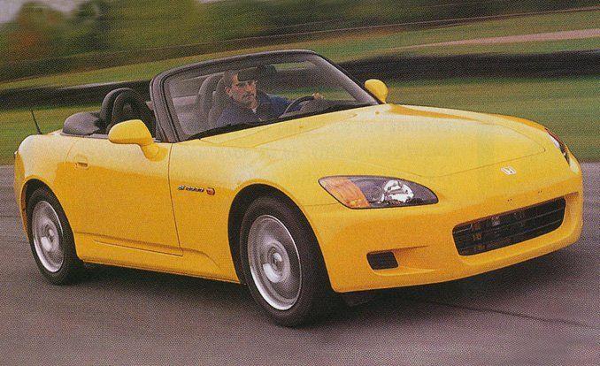 2001 honda s2000 rh caranddriver com Honda S2000 Interior Honda S2000 Hardtop Convertible