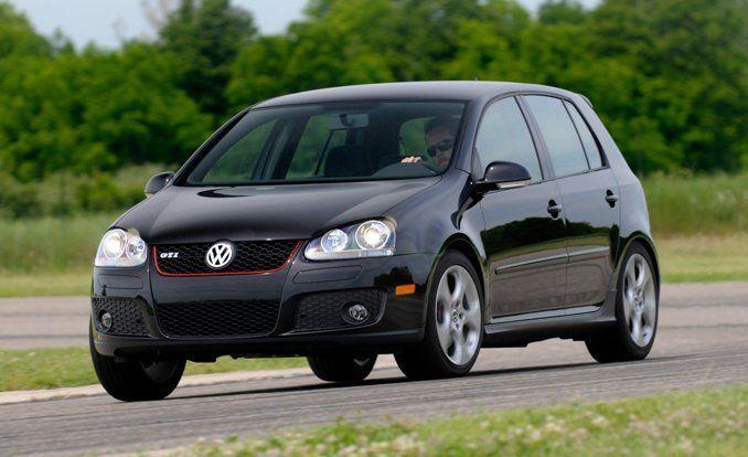Volkswagen 2008 gti