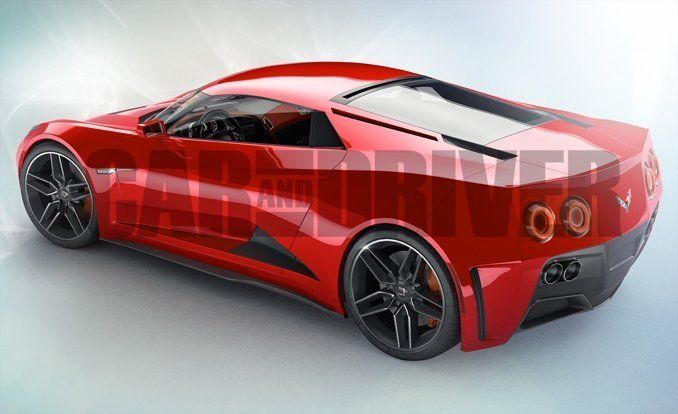 C8 Chevrolet Corvette Exclusive What To Expect From The Heart