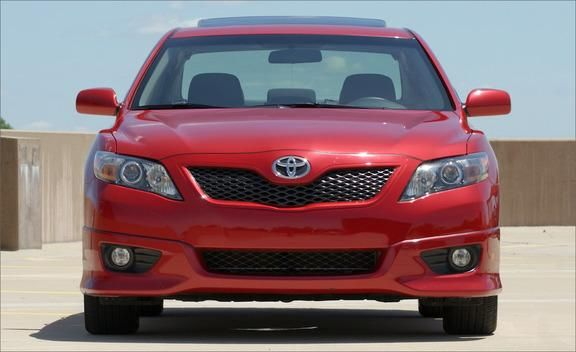 2010 Toyota Camry SE  Short Take Road Test  Reviews  Car and Driver