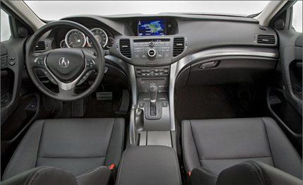 Acura Tsx Reviews Price Photos And Specs Car Driver