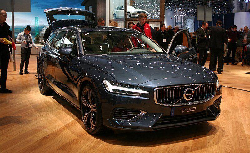 2020 Volvo V60 Reviews Volvo V60 Price Photos And Specs Car