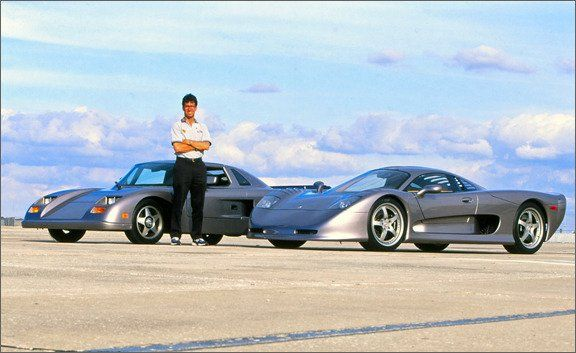 Warren Mosler What I D Do Differently Car And Driver
