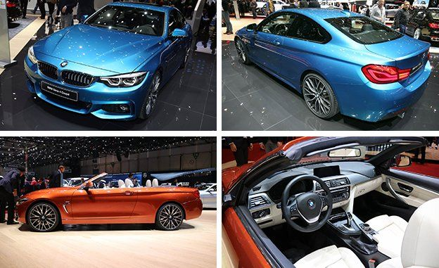2018 Bmw 4 Series Coupe And Convertible Photos And Info News