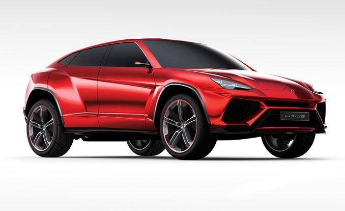 2017 Lamborghini Urus: 25 Cars Worth Waiting For 2014|2017 | Future ...