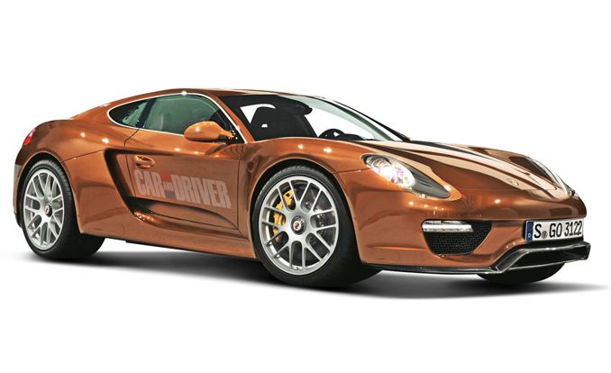 2017 Porsche 960: 25 Cars Worth Waiting For 2014|2017 | Future Cars