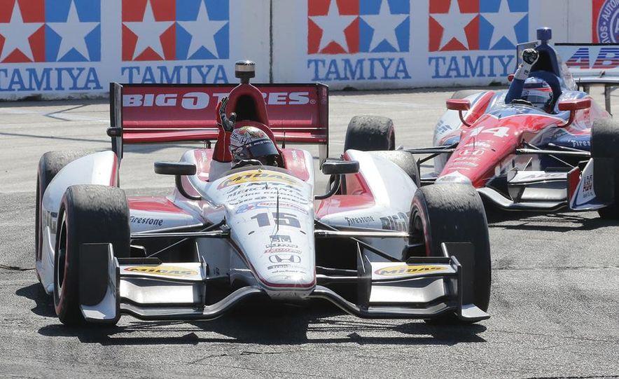 2013 American Le Mans Series at Long Beach - Slide 2