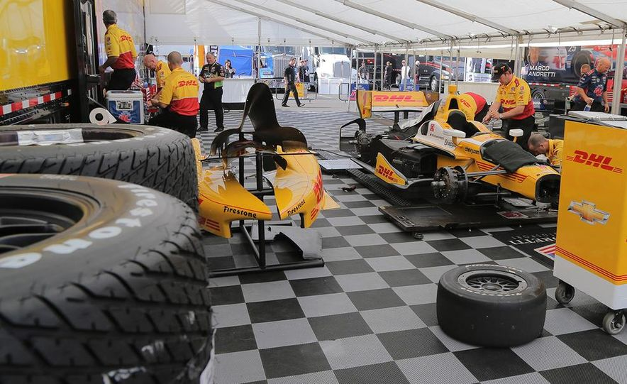 2013 American Le Mans Series at Long Beach - Slide 5