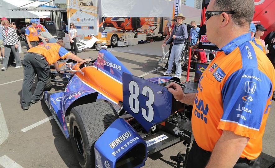 2013 American Le Mans Series at Long Beach - Slide 7