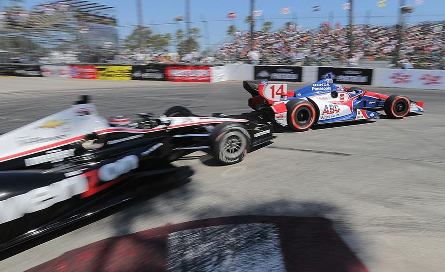 2013 American Le Mans Series at Long Beach - Slide 8