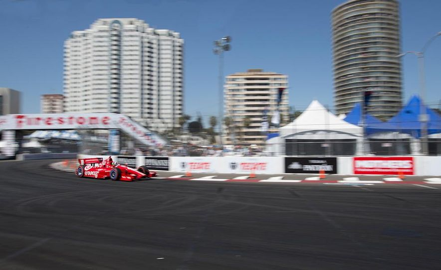 2013 American Le Mans Series at Long Beach - Slide 10