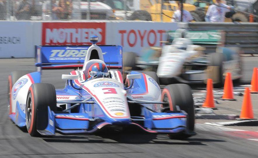 2013 American Le Mans Series at Long Beach - Slide 16