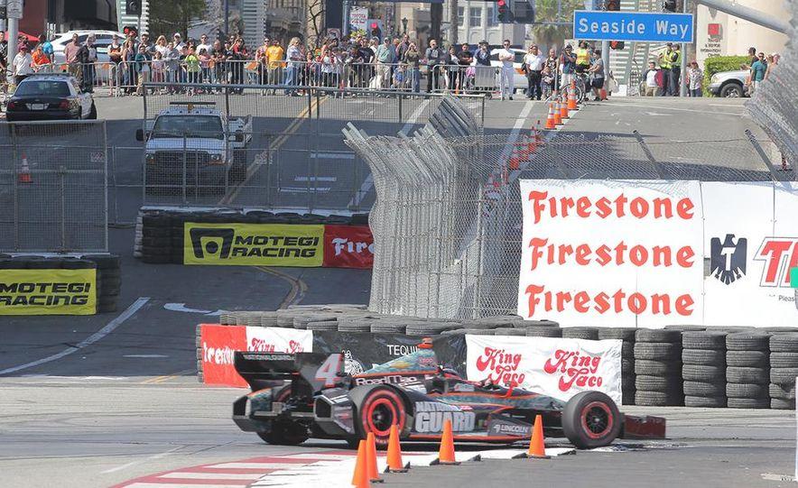 2013 American Le Mans Series at Long Beach - Slide 17