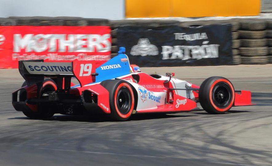 2013 American Le Mans Series at Long Beach - Slide 19