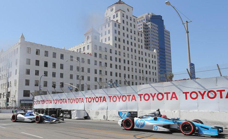 2013 American Le Mans Series at Long Beach - Slide 21