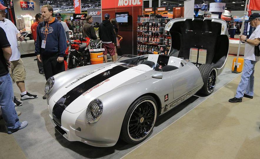 2013 American Le Mans Series at Long Beach - Slide 26