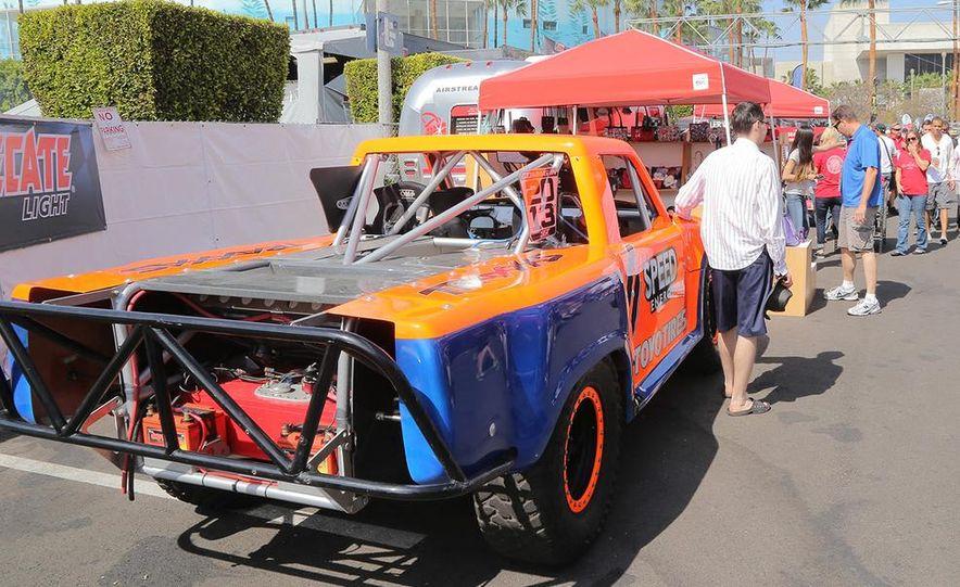 2013 American Le Mans Series at Long Beach - Slide 27