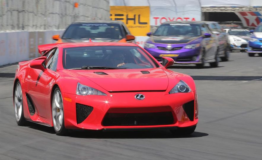 2013 American Le Mans Series at Long Beach - Slide 30