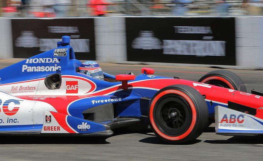 2013 American Le Mans Series at Long Beach - Slide 31