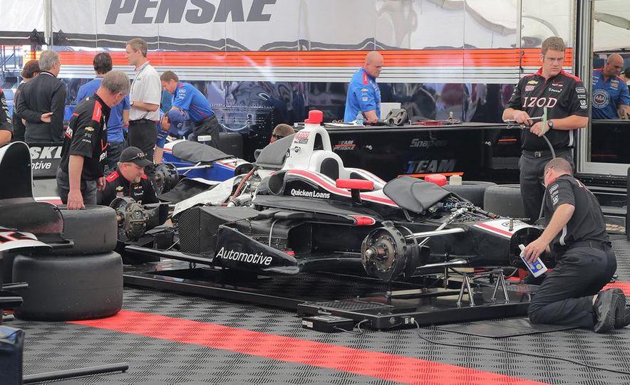2013 American Le Mans Series at Long Beach - Slide 32