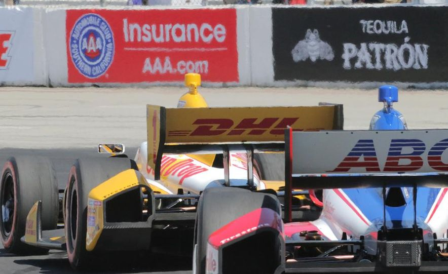 2013 American Le Mans Series at Long Beach - Slide 33