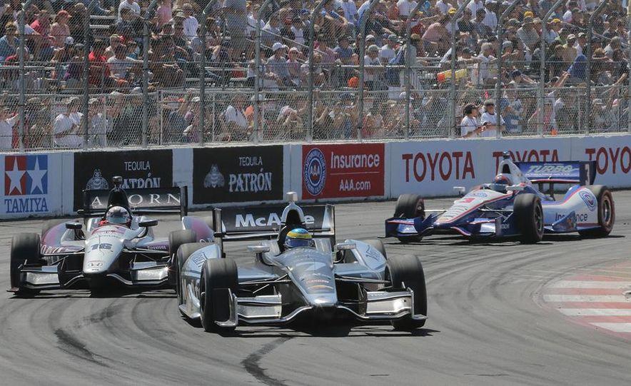 2013 American Le Mans Series at Long Beach - Slide 34