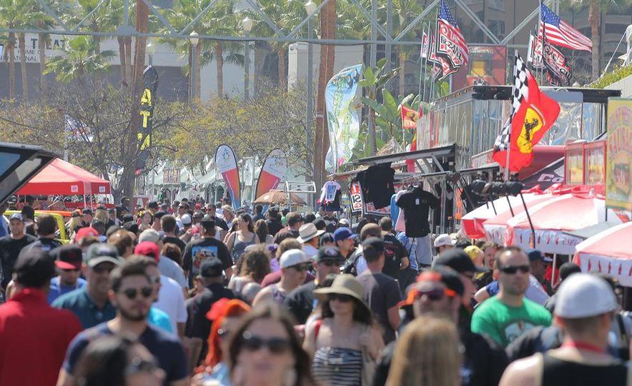 2013 American Le Mans Series at Long Beach - Slide 37