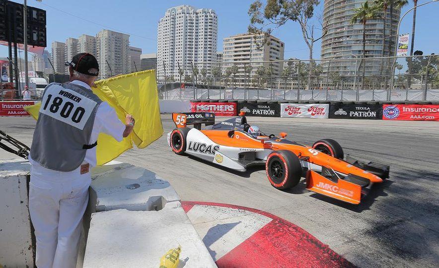 2013 American Le Mans Series at Long Beach - Slide 38