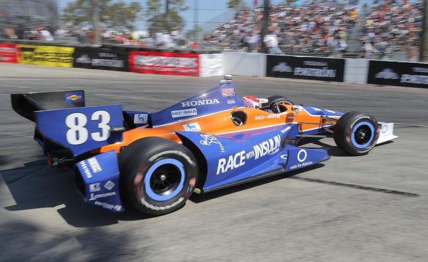 2013 American Le Mans Series at Long Beach - Slide 39
