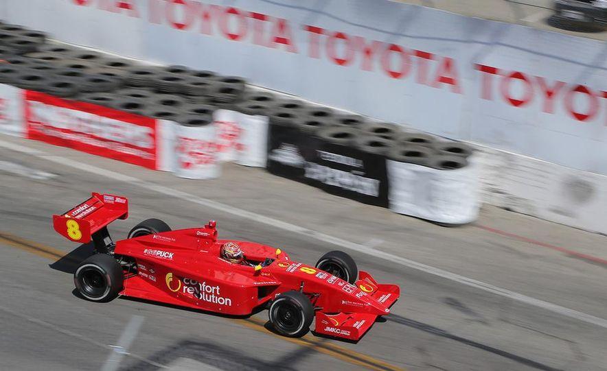 2013 American Le Mans Series at Long Beach - Slide 41