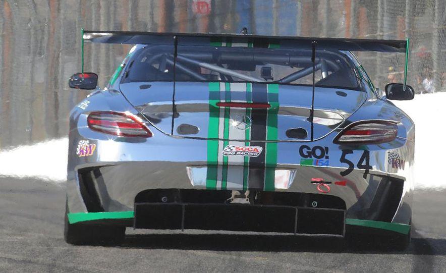 2013 American Le Mans Series at Long Beach - Slide 42
