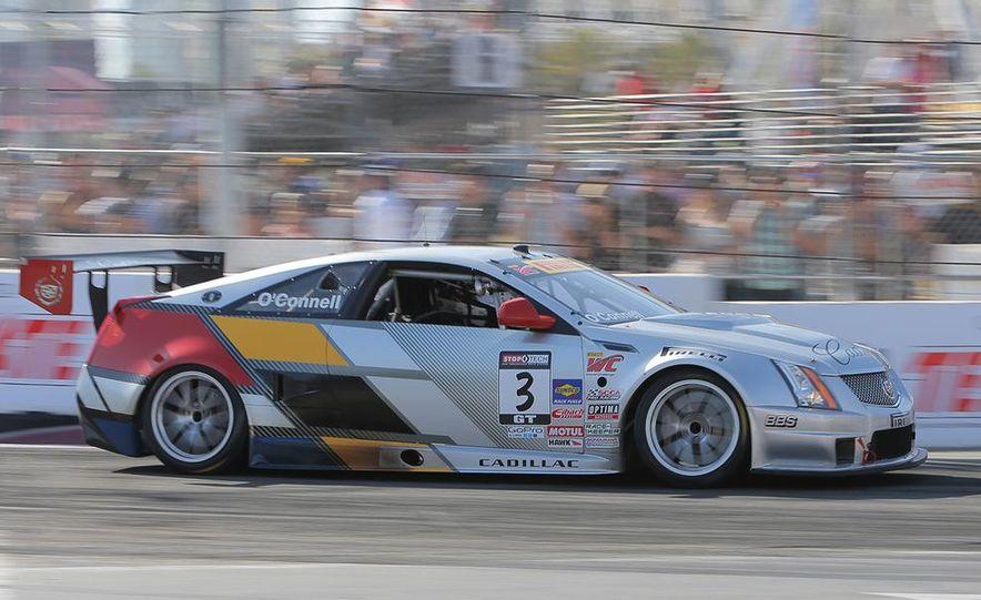 2013 American Le Mans Series at Long Beach - Slide 43